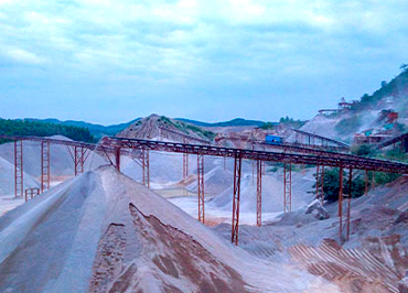 Inner Mongolia Wulanchabu Stone Crushing Production Line