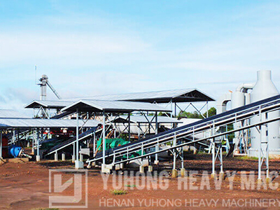 Indonesia 30tph Lignite Rotary Dryer Drying Process