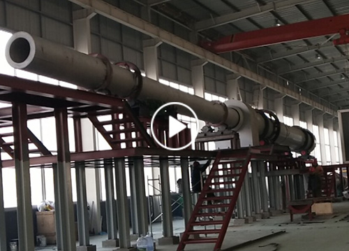 Iron and Titanium Experiment Project Site Video in Anning, Panzhihua