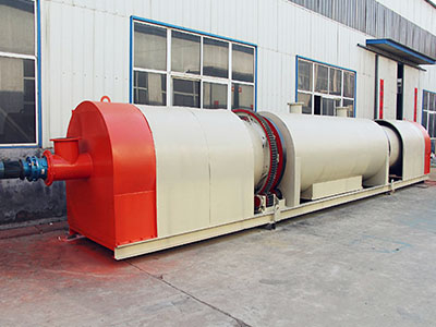 Palm Kernel Shell Charcoal Machines